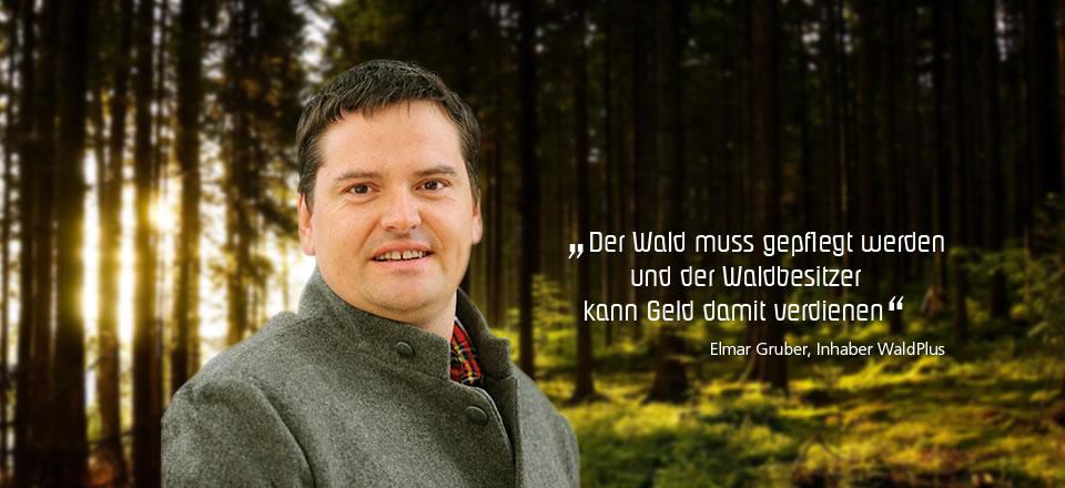 Gruber Elmar - Proprietario WaldPlus